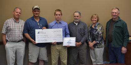 2014 Ag Scholarship Recipient